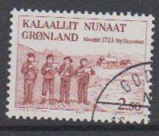 Greenland 1983 Herrnhuter Missionare 1v Used (41071G) - Greenland