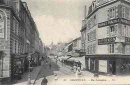 50) GRANVILLE  - Rue Lecampion - Granville