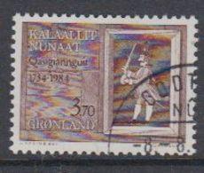 Greenland 1984 Christianshäb 1v Used (41072C) - Greenland