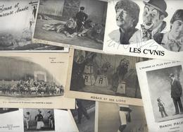Lot 1512 De 10 CPA Cirque Circus Cirk Spectacle Déstockage Pour Revendeurs Ou Collectionneurs - Ansichtskarten