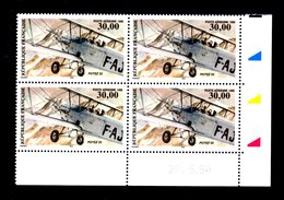FRANCE - 1998 - PA  N°62 - Bloc De 4 Coin Daté - NEUF LUXE **/ MNH - Cdf, TB - Dated Corners