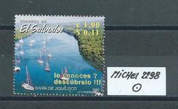EL SALVADOR MICHEL 2298 Gestempelt Siehe Scan - El Salvador