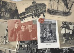 Lot 1515 De 10 CPA Cirque Circus Cirk Spectacle Déstockage Pour Revendeurs Ou Collectionneurs - Cartes Postales