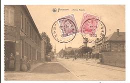 Belgique - MOUSCRON - Avenue Royale: Rare - Mouscron - Moeskroen