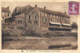 50)   CARTERET - Hotel D' Angleterre Vu De La Mer - Carteret