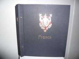 ALBUM DAVO   + FEUILLES DAVO FRANCE 1970/92  (vol. II) - Bindwerk Met Pagina's