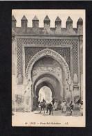 Maroc / Fez / Porte Bab Dekakène - Fez (Fès)