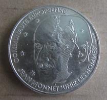 PIECE 100 Francs Jean Monnet - France