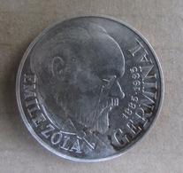PIECE 100 Francs Emile Zola - N. 100 Francs