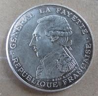 PIECE 100 Francs La Fayette - France