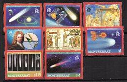 Serie Nº 612/9 Montserrat - Astrología