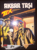 Tex Willer - Turkish Edition Tex Akbar Tasi - Books, Magazines, Comics