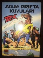 Tex Willer - Turkish Edition Tex Aqua Prieta Kuyulari - Books, Magazines, Comics