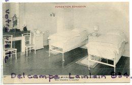 - SANATORIUM SAINTE MARGUERITE- FRESNES - ( Seine ), Une Chambre, écrite, Anciennes, TTBE, Scans. - France