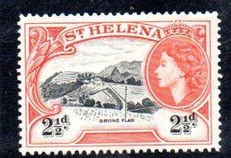 T2308 - ST HELENA 1953,  Yvert N. 126  *** - Isola Di Sant'Elena