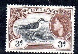 T2324 - ST HELENA 1953,  Yvert N. 127  *** - Isola Di Sant'Elena
