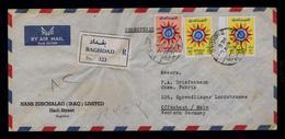 IRAQ Baghdad 1959 Offenbach Gc3625 - Iraq