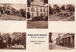 ECOLE ST ROMAIN BLAYE - Blaye