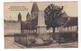 MORIENVAL Le Monument Aux Morts De La Guerre 1914-1918 - France