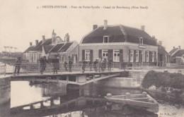 NORD PETITE SYNTHE PONT CANAL DE BOURBOURG (RIVE NORD) - Autres Communes