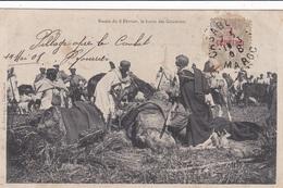 CPA  Du MAROC - RAZZIA Du 8 FEVRIER, Le BUTIN Des GOUMIERS - 1908 - Maroc