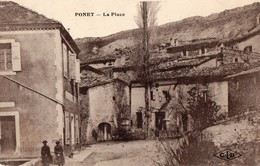 PONET   -  La Place - Autres Communes
