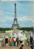 Paris : Tour Eiffel, Les Jardins Du Palais De Chaillot Et Le Champ De Mars - Eiffelturm