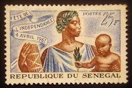 SENEGAL Y&T 204 - 300 Fete De L' Indépendance Et Congrès Panafricain / OBLITERE / RECTO VERSO - Senegal (1960-...)