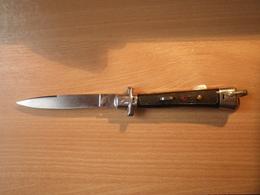 Couteau à Cran D'ârret - Armes Blanches
