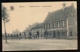 MESSINES  L'HOTEL DE VILLE  GEMEENTEHUIS - Mesen