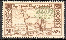 Sello  Nº 13  Libano - Caballos