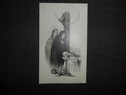 Doodsprentje ( F 53 ) Nys / Loosveldt   -  Courtrai  Kortrijk -  Tielt    -  1943 - Décès