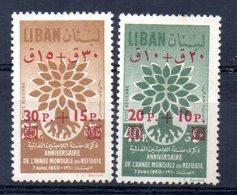 Serie Nº A-205/6 Libano - Líbano
