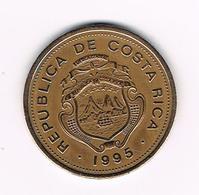 &  COSTA RICA  100 COLONES  1995 - Costa Rica