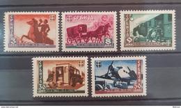 1943 , Serbia,Srbija,Serbien, Deutsche Besetzung 100 Jahre Post Serbia , MNH - Occupation 1938-45
