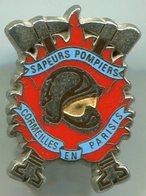 AB-SAPEURS POMPIERS-95240 CORMEILLES-EN-PARISIS - Firemen