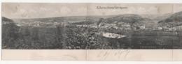 ° 57 ° ABRESCHVILLER ° ALBERSCHWEILER ° Carte Allemande 1904 ° Tryptique ° - Other Municipalities