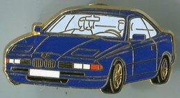 AB BMW SERIE 8 BLEU - BMW