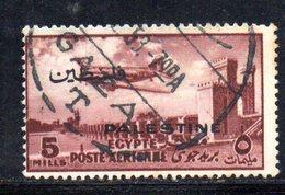 T1713 - PALESTINA 1955, Yvert N. 31  Usato - Palestina