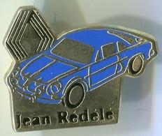 ALPINE-A110 REDELE Bleu Foncé E.g.f. - Renault