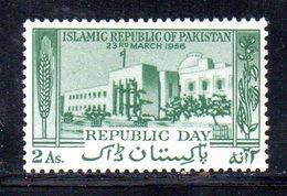 T1575 - PAKISTAN 1956, Yvert N. 82   ***  MNH - Pakistan