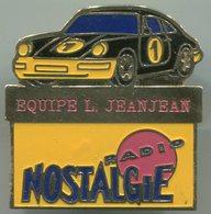 PORSCHE-911 EQUIPE L. JEANJEAN - Porsche