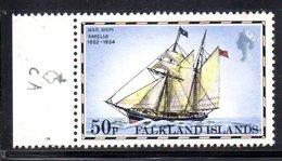 T1579 - FALKLAND 1977 , 50 P. Yvert N. 266  *** - Falkland