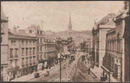 High Street, Bath, Somerset, 1916 - Frith's Postcard - Bath