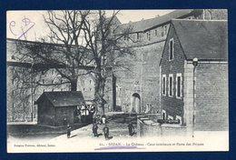 08. Sedan. Le Château, Cour Intérieure Et Porte Des Princes. 1904 - Sedan