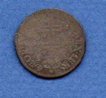 Lorraine  -  12 Deniers 1726 -  Léopold I --  état  TB - 476-1789 Monnaies Seigneuriales