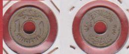 Egypte / KM 313 / 1 Millième 1917 / TTB - Egypte