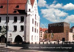 73255441 Muenchen Stadtmuseum Und Synagoge Ohel Jakob Muenchen - Muenchen