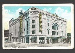Providence - Majestic Theatre - Single Back - Providence