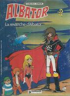 """ALBATOR """" LA REVANCHE D'ALBATOR """"  - MOLITERNI / FIVE STARS - E.O.  1980  DARGAUD - Non Classés"""
